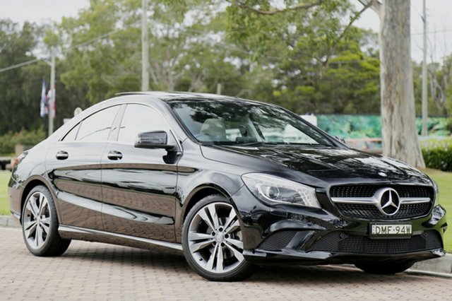 Used Mercedes-Benz CLA200 DCT, Warwick Farm, 2016 Mercedes-Benz CLA200 DCT Coupe