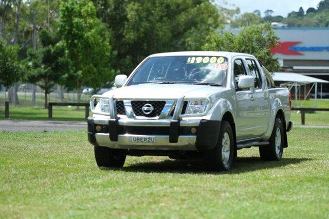 Used Nissan Navara ST, Lismore, 2010 Nissan Navara ST Utility