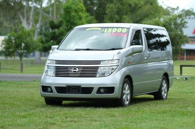 Used Nissan Elgrand Highway Star, Lismore, 2004 Nissan Elgrand Highway Star Wagon