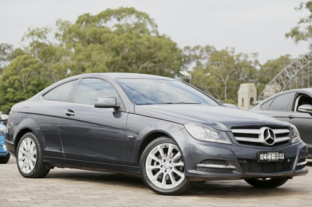 Used Mercedes-Benz C180 BlueEFFICIENCY 7G-Tronic +, Southport, 2011 Mercedes-Benz C180 BlueEFFICIENCY 7G-Tronic + Coupe