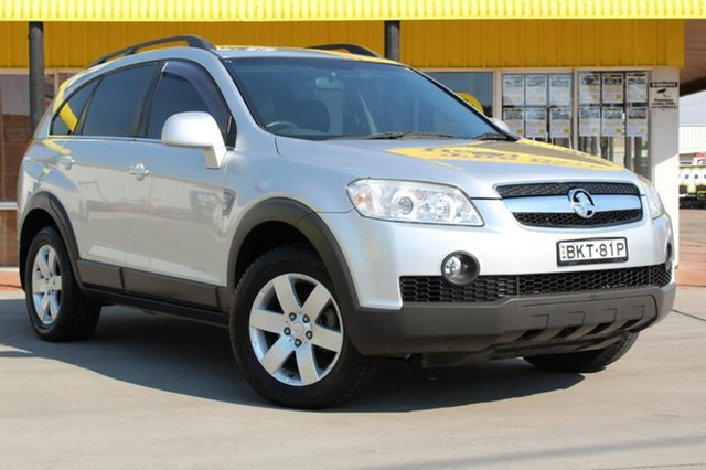 Used Holden Captiva SX, Hamilton, 2009 Holden Captiva SX Wagon