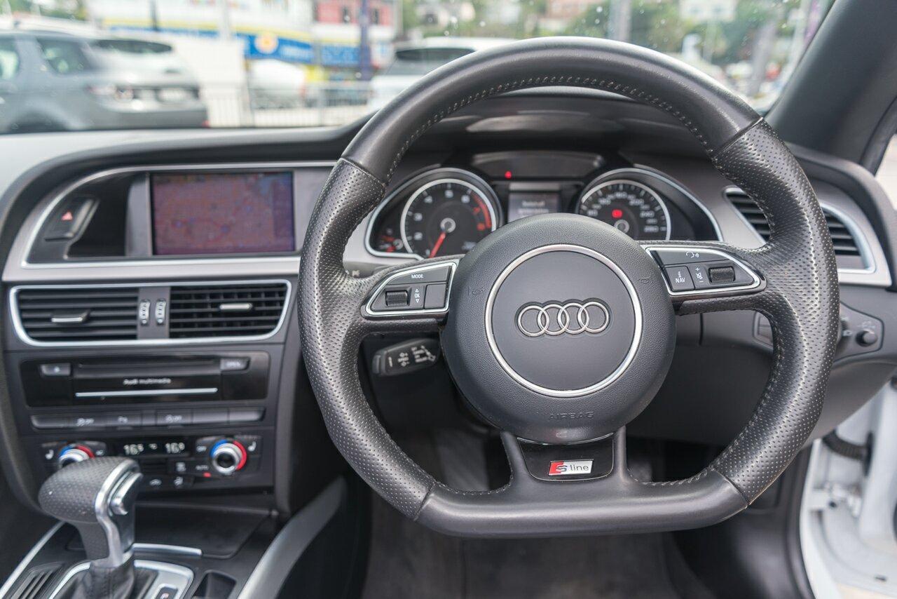 2013 Audi A5 S tronic quattro 8T MY13