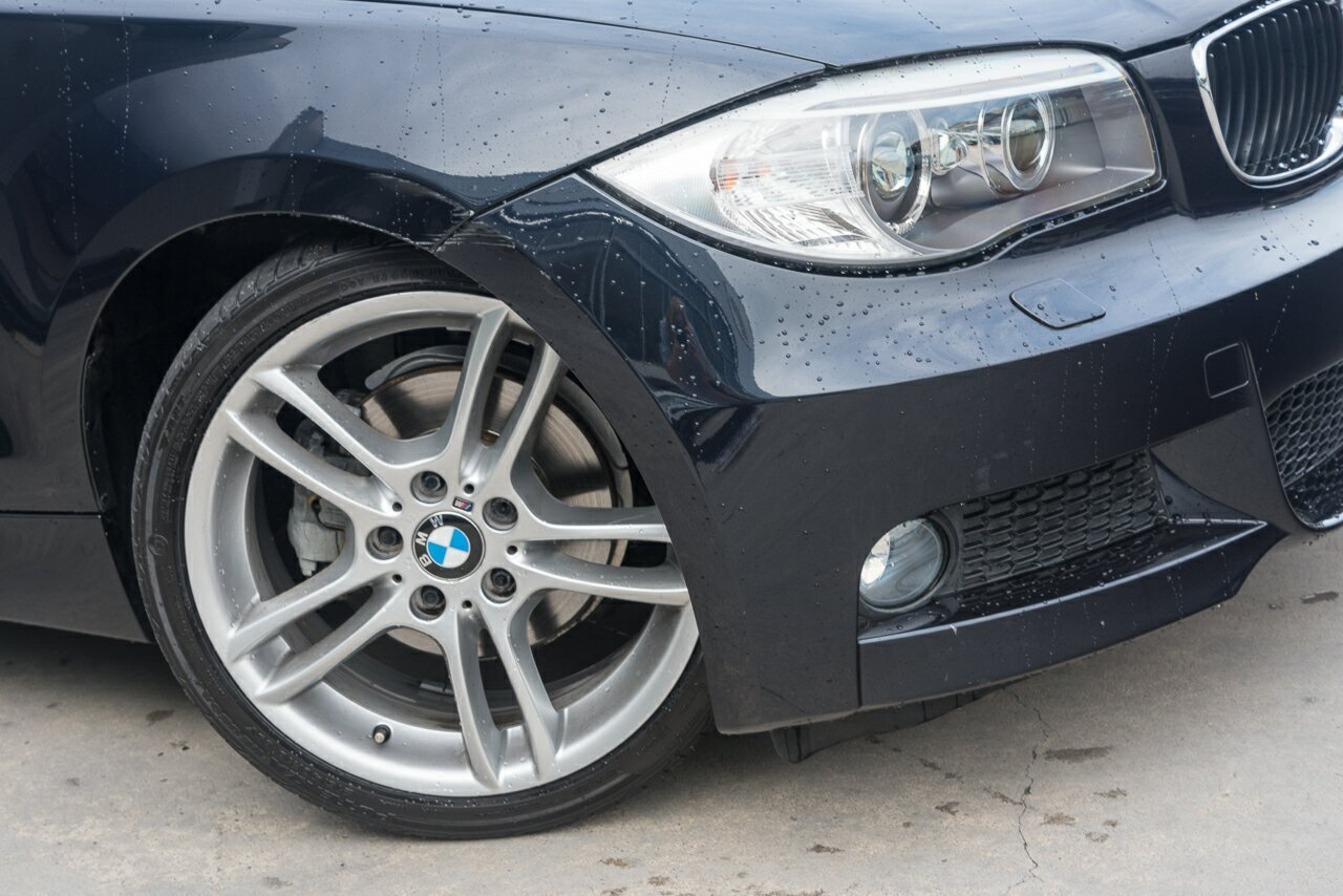 2013 Bmw 120i Steptronic E82 LCI MY1112