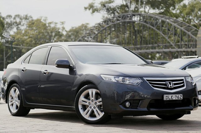 Used Honda Accord Euro Luxury Navi, Southport, 2013 Honda Accord Euro Luxury Navi Sedan