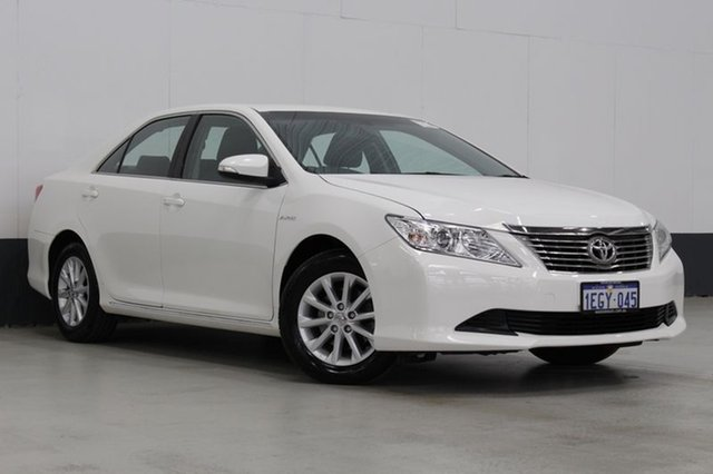 Used Toyota Aurion AT-X, Bentley, 2013 Toyota Aurion AT-X Sedan