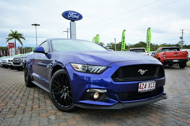 Used Ford Mustang GT Fastback, Southport, 2016 Ford Mustang GT Fastback Fastback