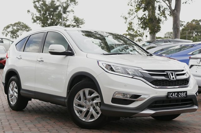 Discounted Demonstrator, Demo, Near New Honda CR-V VTi-S, Narellan, 2016 Honda CR-V VTi-S SUV