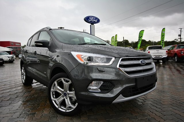 Discounted Demonstrator, Demo, Near New Ford Escape Titanium PwrShift AWD, Southport, 2016 Ford Escape Titanium PwrShift AWD Wagon