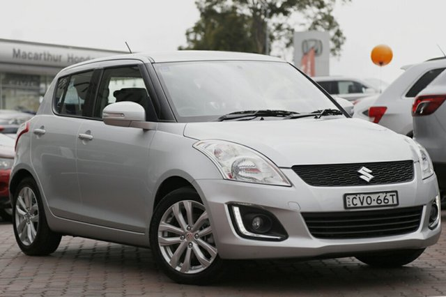 Used Suzuki Swift GLX Navigator, Narellan, 2014 Suzuki Swift GLX Navigator Hatchback