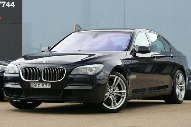 Used BMW 740i, Brookvale, 2011 BMW 740i Sedan