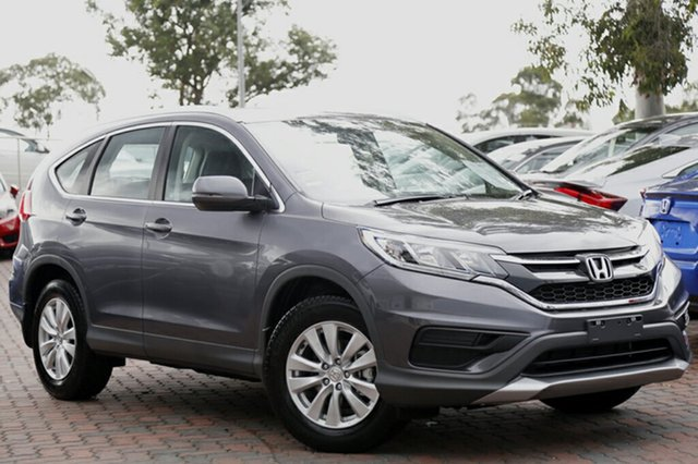 Discounted New Honda CR-V VTi, Narellan, 2016 Honda CR-V VTi SUV