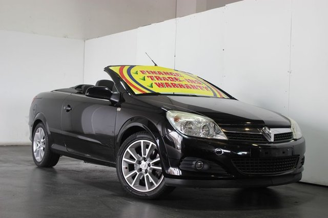 Used Holden Astra Twin TOP, Underwood, 2007 Holden Astra Twin TOP Convertible