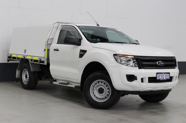 Used Ford Ranger XL 2.2 HI-Rider (4x2), Bentley, 2013 Ford Ranger XL 2.2 HI-Rider (4x2) Cab Chassis