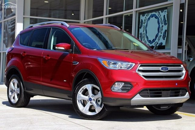 New Ford Escape Trend AWD, Warwick Farm, 2017 Ford Escape Trend AWD Wagon