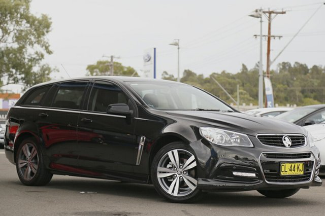 Used Holden Commodore SV6 Sportwagon, Narellan, 2014 Holden Commodore SV6 Sportwagon Wagon