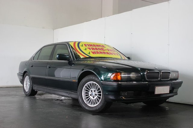 Used BMW 740il, Underwood, 1998 BMW 740il Sedan