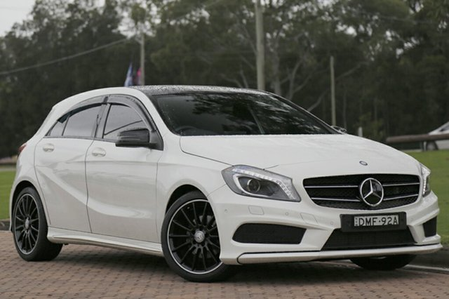 Discounted Used Mercedes-Benz A200 CDI D-CT, Warwick Farm, 2013 Mercedes-Benz A200 CDI D-CT Hatchback