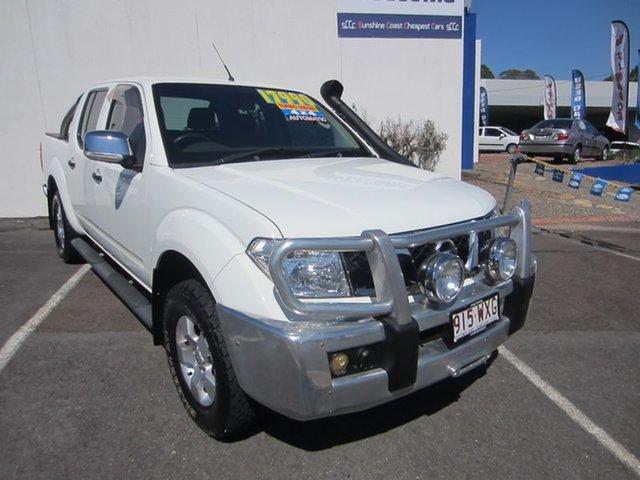 Used Nissan Navara ST-X, Alexandra Headland, 2007 Nissan Navara ST-X Utility