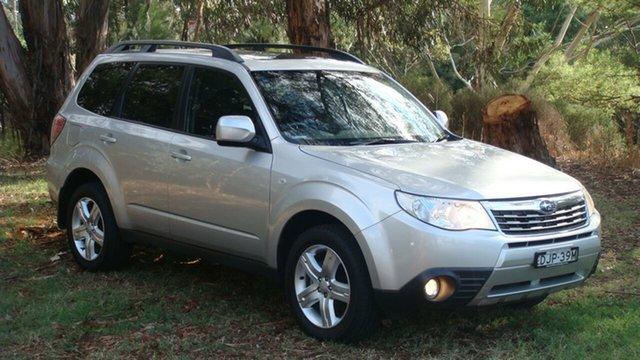 Used Subaru Forester XS AWD Premium, Queanbeyan, 2009 Subaru Forester XS AWD Premium Wagon
