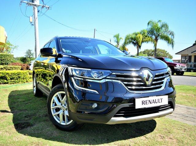 Discounted Demonstrator, Demo, Near New Renault Koleos Zen X-tronic, Southport, 2016 Renault Koleos Zen X-tronic Wagon
