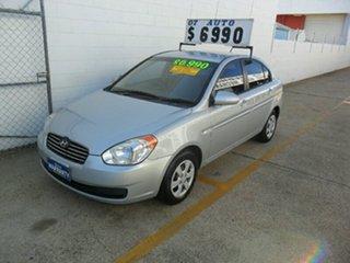 2007 Hyundai Accent SLX Sedan.