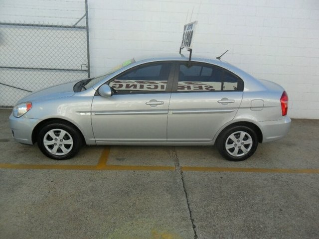 Used Hyundai Accent SLX, Redcliffe, 2007 Hyundai Accent SLX Sedan