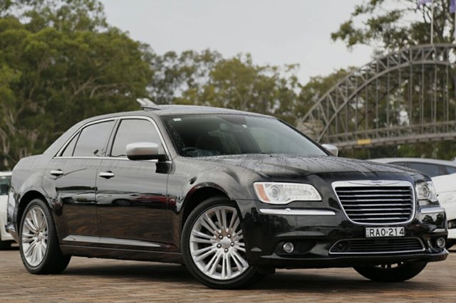 Used Chrysler 300 C Luxury, Warwick Farm, 2013 Chrysler 300 C Luxury Sedan