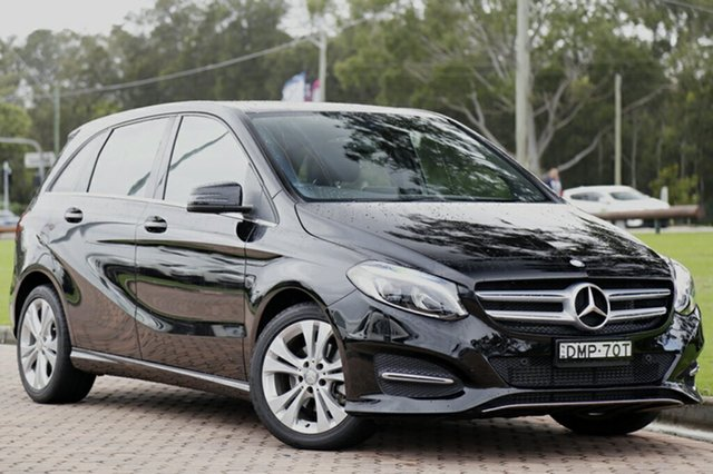 Used Mercedes-Benz B200 d DCT, Warwick Farm, 2016 Mercedes-Benz B200 d DCT Hatchback