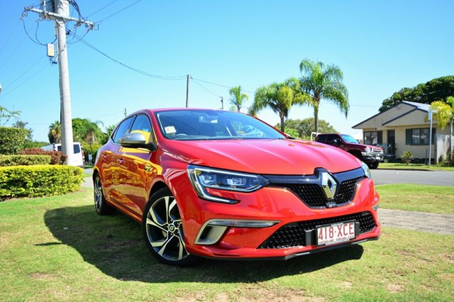 Discounted Demonstrator, Demo, Near New Renault Megane GT EDC, Southport, 2016 Renault Megane GT EDC Hatchback