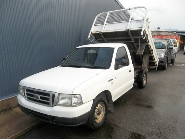 Used Ford Courier GL, North Rockhampton, 2006 Ford Courier GL Cab Chassis