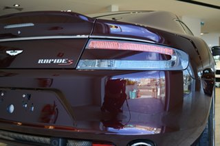 2016 Aston Martin Rapide S Coupe SA Hatchback.