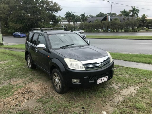 Used Great Wall X240, Burleigh Heads, 2010 Great Wall X240 CC6460KY Wagon