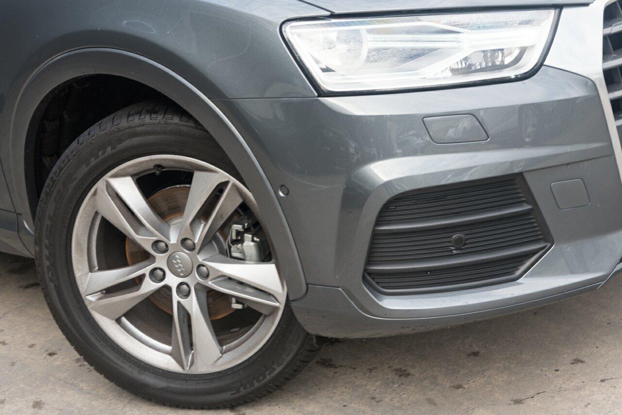 2016 Audi Q3 TFSI S tronic quattro Sport 8U MY17
