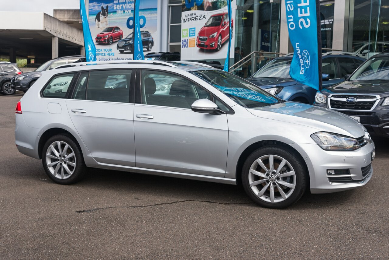 2015 Volkswagen Golf 110TSI DSG Highline VII MY16