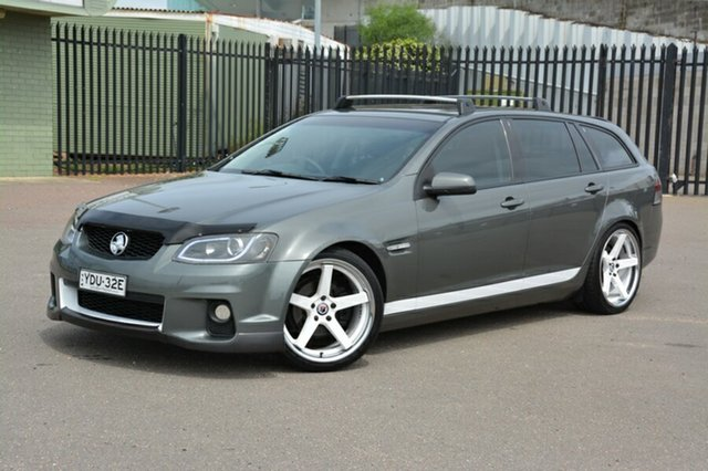 Used Holden Commodore VE II Omega Sportwagon, 2011 Holden Commodore VE II Omega Sportwagon Grey 6 Speed Sports Automatic Wagon