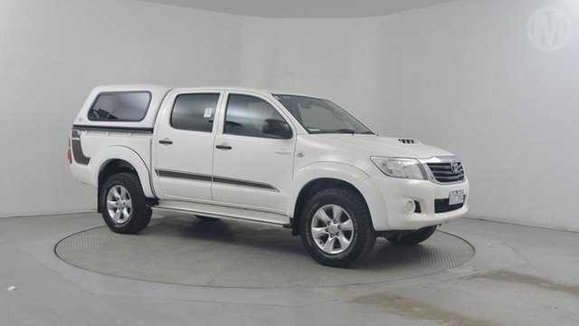 Used Toyota Hilux SR (4x4), Altona North, 2013 Toyota Hilux SR (4x4) Dual Cab Pick-up
