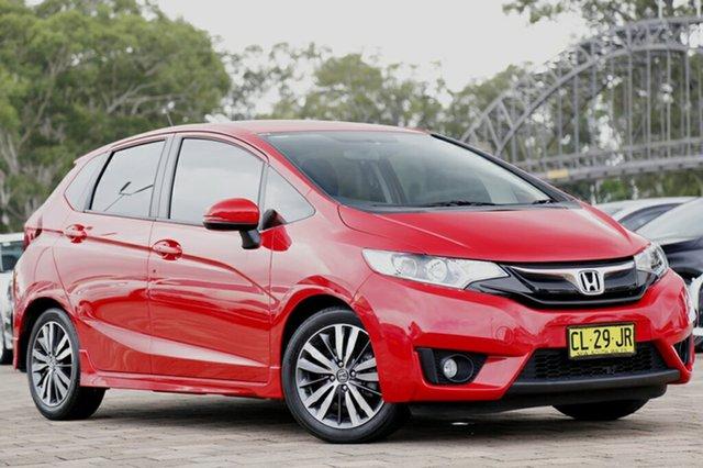 Used Honda Jazz VTi-L, Warwick Farm, 2015 Honda Jazz VTi-L Hatchback