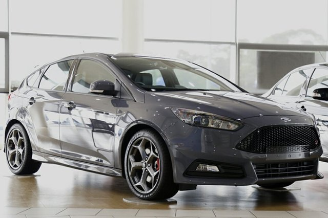 Discounted Demonstrator, Demo, Near New Ford Focus ST, Warwick Farm, 2016 Ford Focus ST Hatchback
