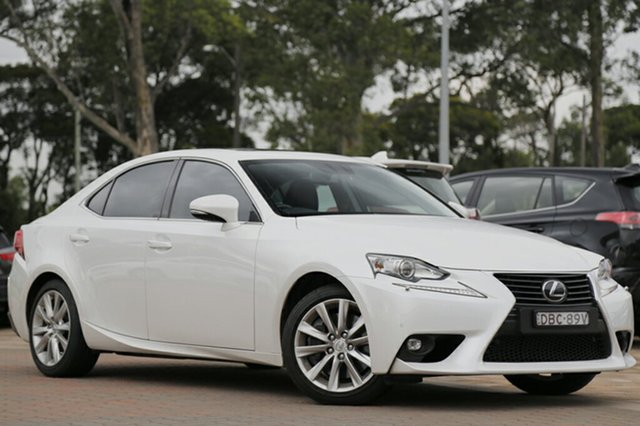 Used Lexus IS350 Luxury, Warwick Farm, 2015 Lexus IS350 Luxury Sedan