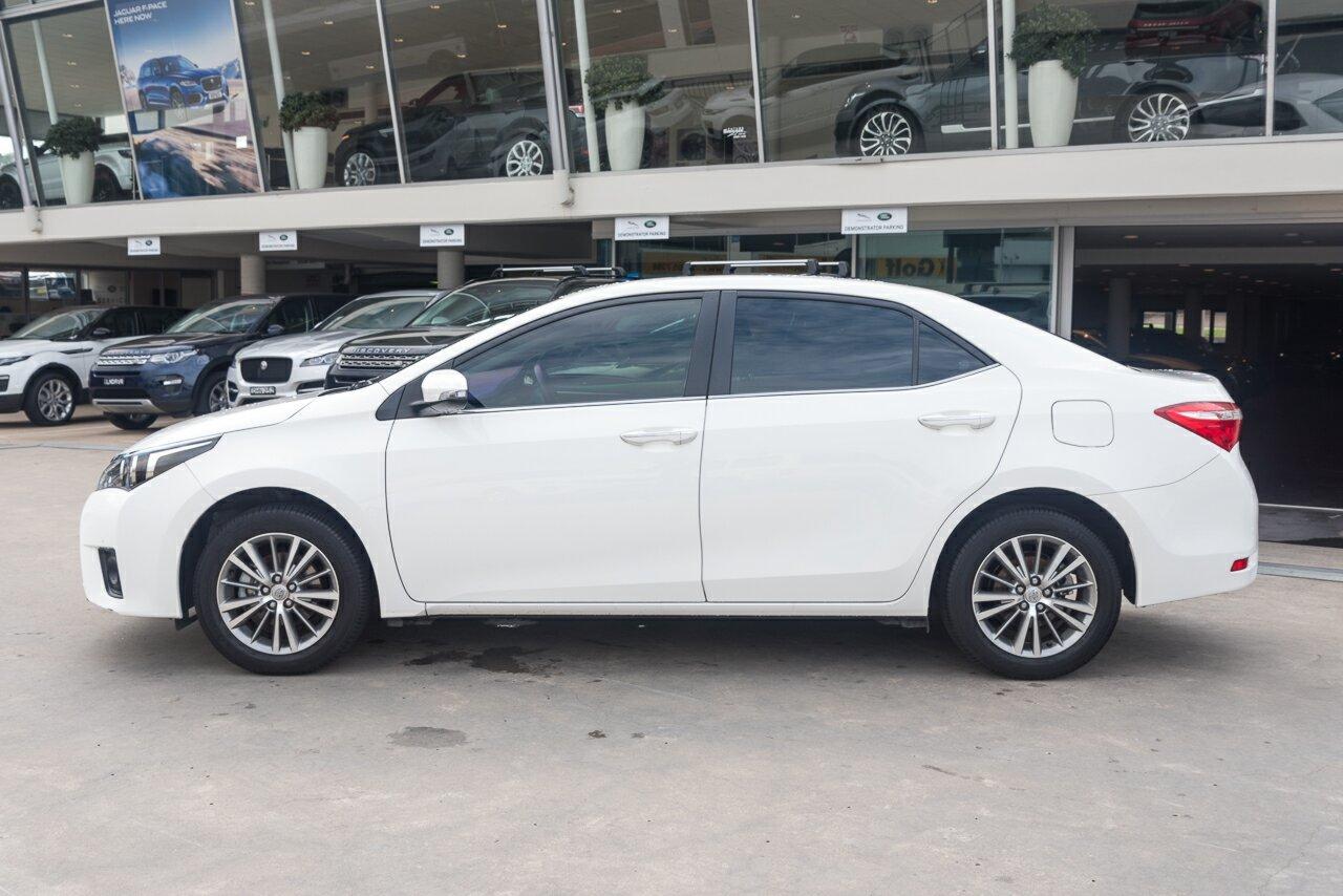 2014 Toyota Corolla SX S-CVT ZRE172R