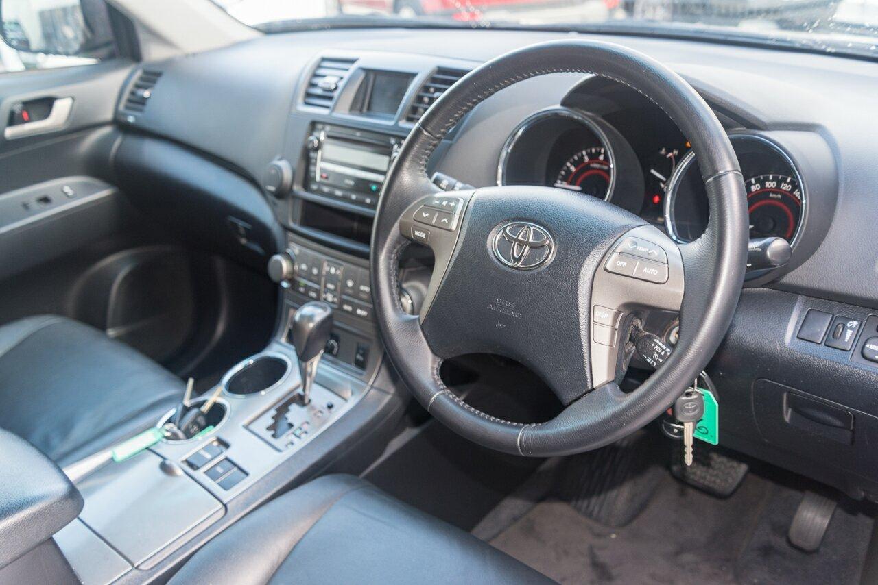 2008 Toyota Kluger KX-S 2WD GSU40R