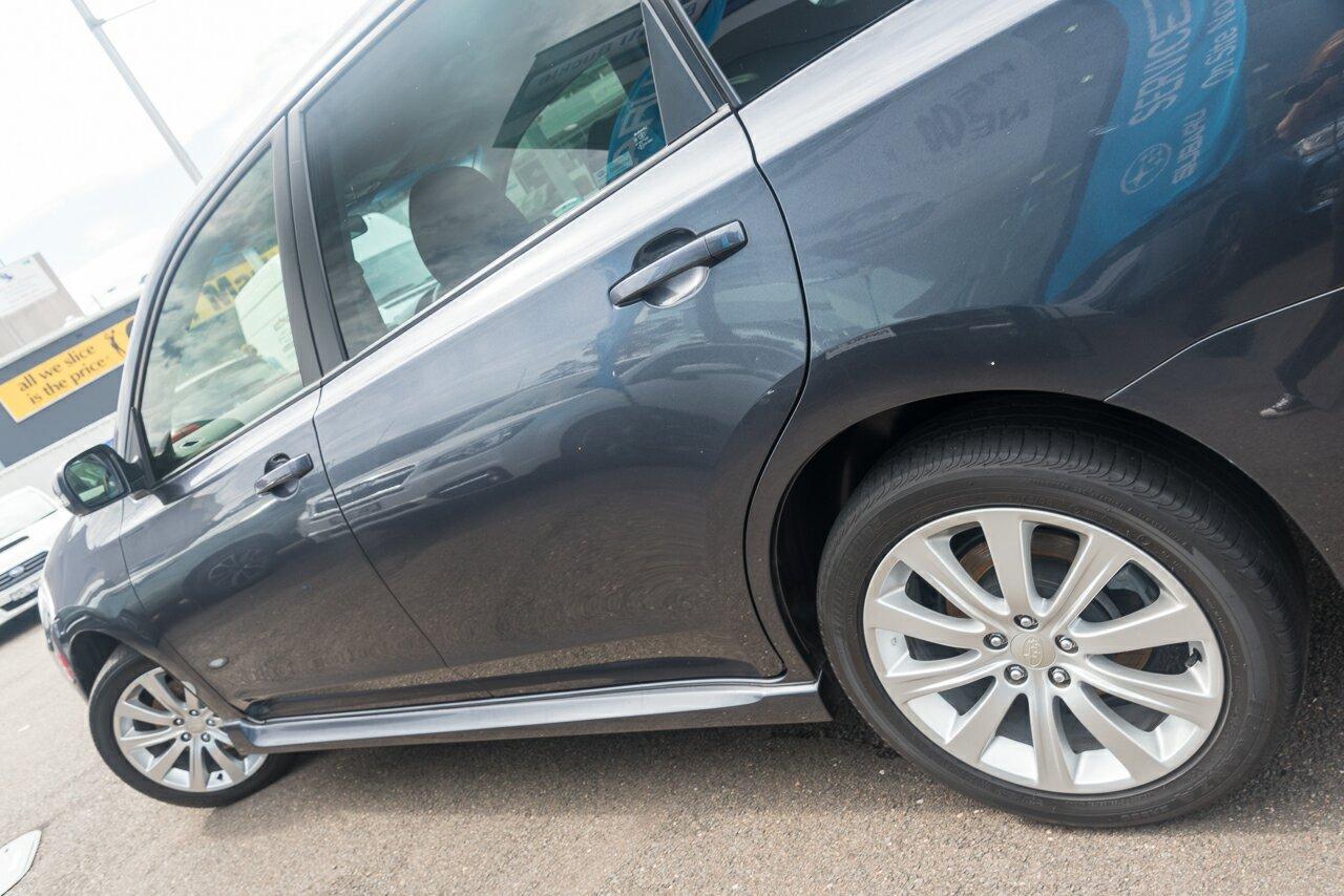 2011 Subaru Liberty Exiga Lineartronic AWD Premium B5 MY11