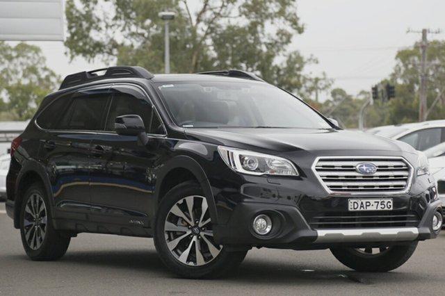 Used Subaru Outback 2.5i CVT AWD Premium, Narellan, 2015 Subaru Outback 2.5i CVT AWD Premium SUV