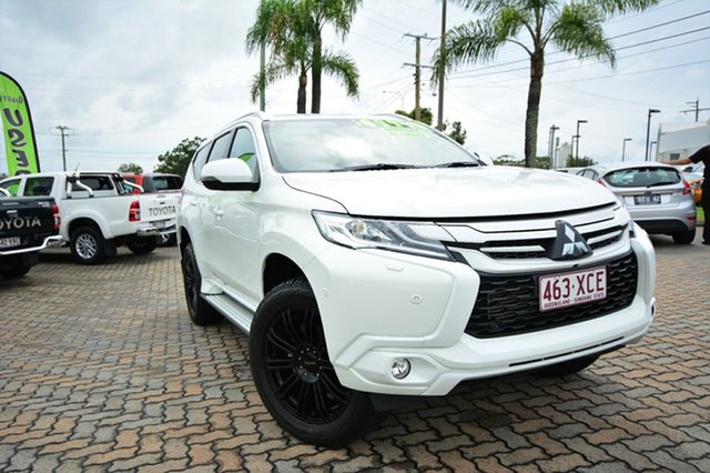 Used Mitsubishi Pajero Sport Exceed, Southport, 2016 Mitsubishi Pajero Sport Exceed Wagon