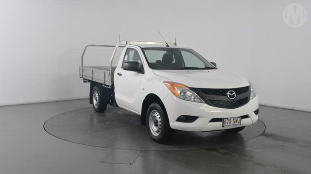 Used Mazda BT-50 XT (4x2), Altona North, 2013 Mazda BT-50 XT (4x2) Cab Chassis