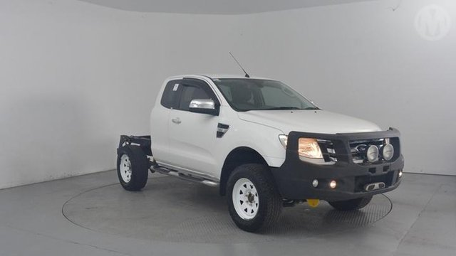 Used Ford Ranger XLT 3.2 (4x4), Altona North, 2014 Ford Ranger XLT 3.2 (4x4) Super Cab Utility