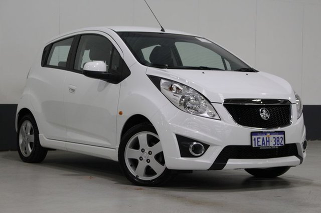 Used Holden Barina Spark CD, Bentley, 2011 Holden Barina Spark CD Hatchback