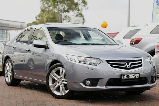 Used Honda Accord Euro Luxury Navi, Narellan, 2012 Honda Accord Euro Luxury Navi Sedan