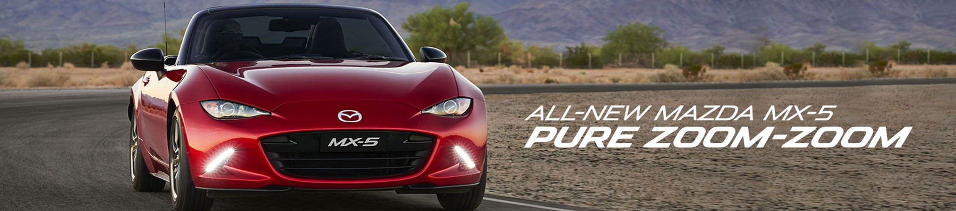 All New Mazda MX-5