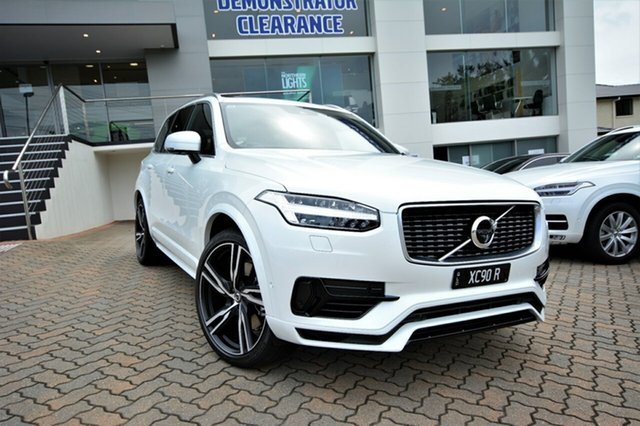 Discounted Demonstrator, Demo, Near New Volvo XC90 T8 Geartronic AWD R-Design, Southport, 2016 Volvo XC90 T8 Geartronic AWD R-Design Wagon